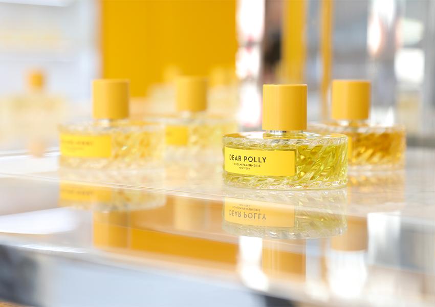 Первый бутик Vilhelm Parfumerie в Париже