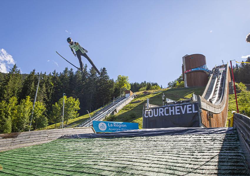 Ski Jumping World Cup в Куршевеле