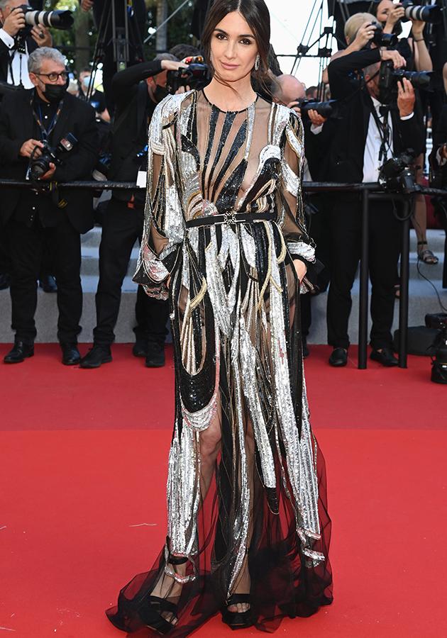 Пас Вега в платье Elie Saab и украшениях Chopard