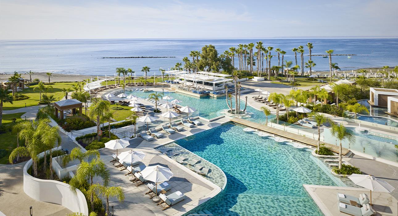 Parklane, a Luxury Collection Resort & Spa, Limassol (Кипр)