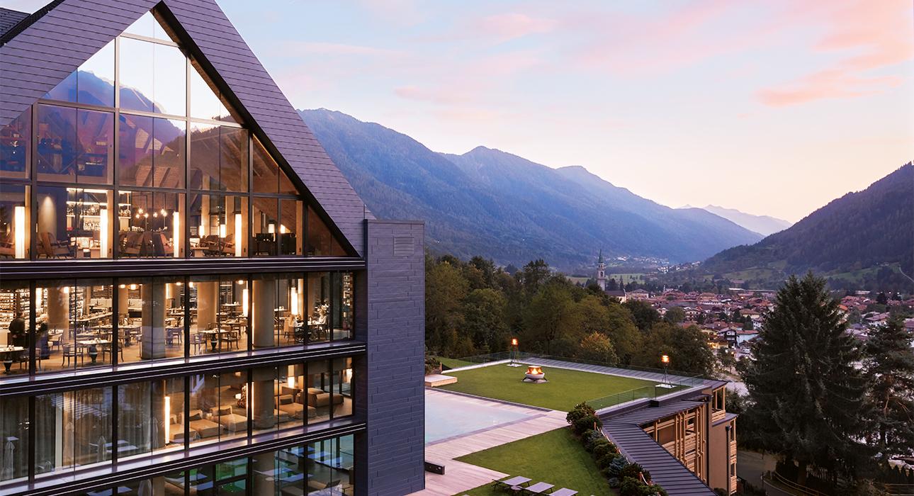 Lefay Resort & SPA Dolomiti (Италия)