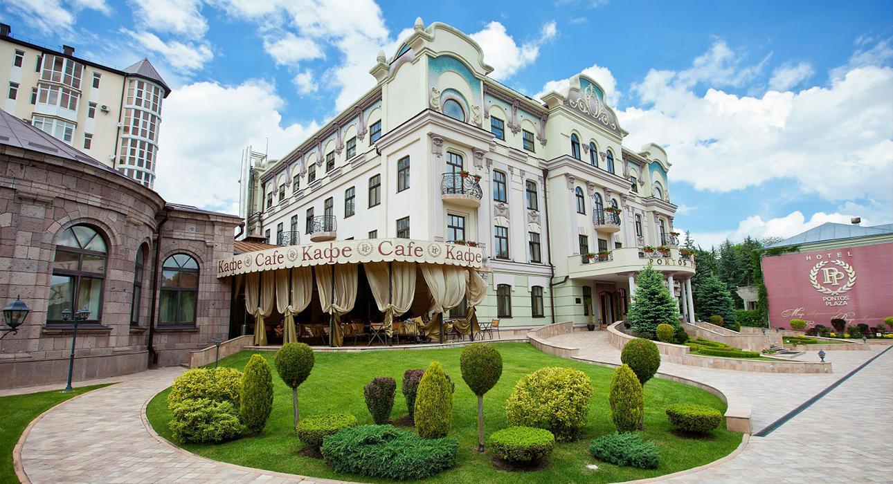 Pontos Plaza Hotel