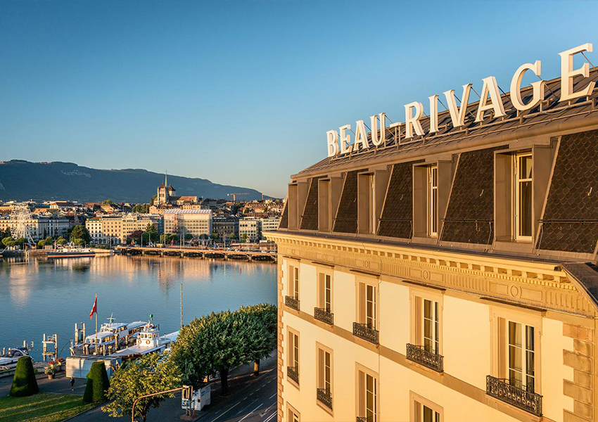 Beau-Rivage Genève (Швейцария)