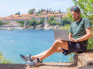 Posta Hi-Tech с Яном Коомансом: обзор нового ноутбука LG gram 14