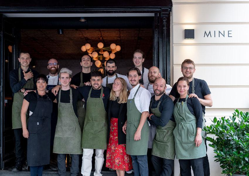 #PostaGourmet: ресторан Арама Мнацаканова в Берлине снова попал в гид Michelin