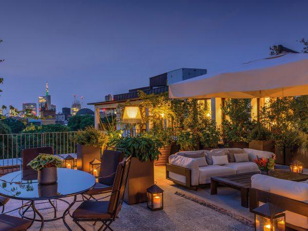 Travel News: новый сьют в легендарном Bvlgari Hotel Milano