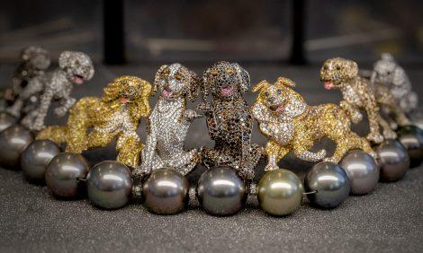 Часы & Караты: настоящий ювелирный рай — новая коллекция Chopard Red Carpet