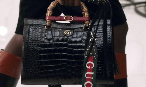 Shoes & Bags Blog: Gucci и их новая версия знаменитой Diana Bag