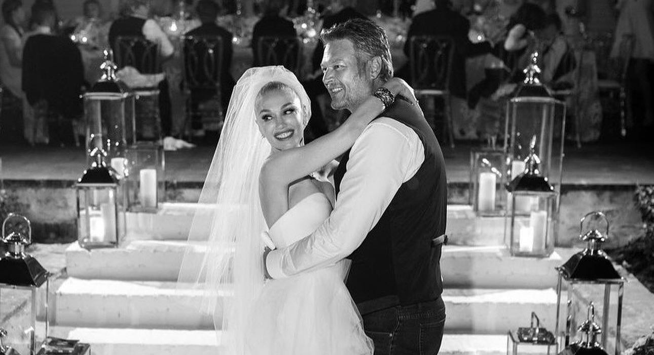 Пара недели: тайная свадьба Гвен Стефани и Блейка Шелтона