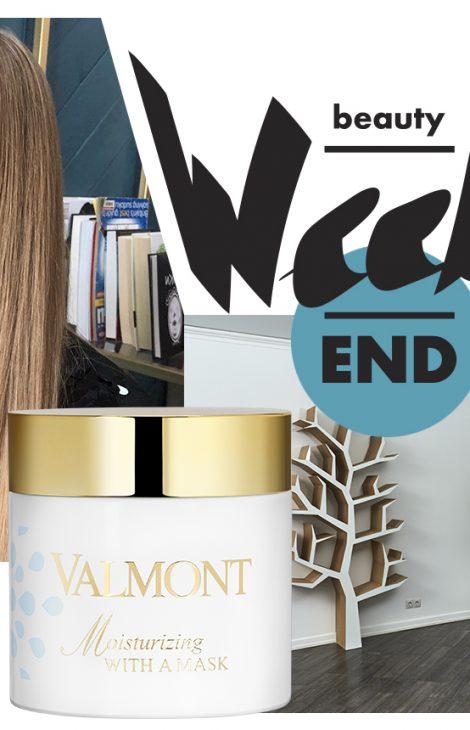 Бьюти-уикенд: российское ноу-хау для омоложения, термопластика для волос и лимитированная маска Valmont