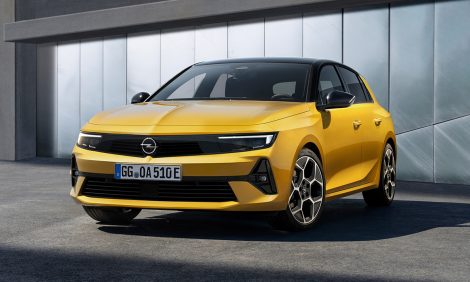 Новая модель Opel Astra: минимализм, эргономичность и безопасность