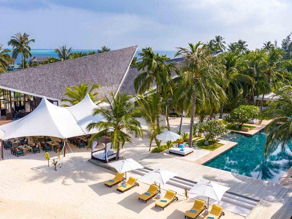 Новый отель: сеть The Ozen Collection открыла королевскую виллу и резиденцию на Мальдивах