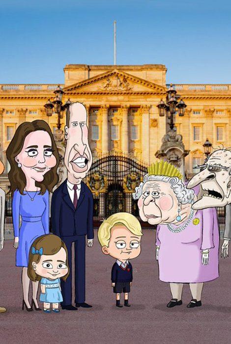 «Принц»: HBO Max показал трейлер мультсериала про жизнь Джорджа Кембриджского — и возмутил общественность