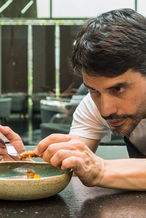 Эксклюзив Posta-Magazine: вноябре Вирхилио Мартинес открывает ресторан вМоскве