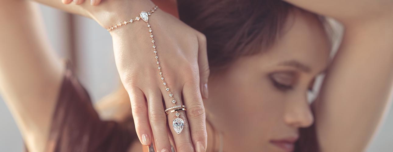 Magnetic Attraction: высокоювелирная коллекция с бриллиантами Messika