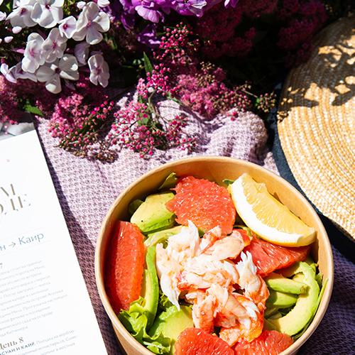 #PostaGourmet: Menu Festivo и собственная доставка — вкусные новости от Арама Мнацаканова