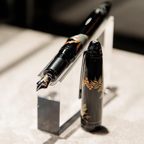 High Artistry Montblanc: гала-ужин в честь уникальных коллекций пишущих инструментов