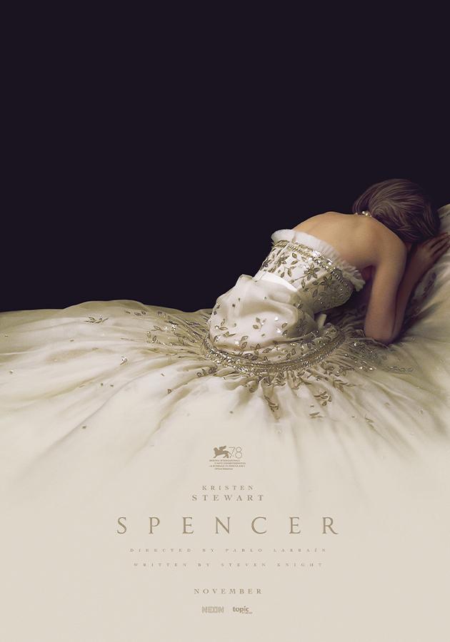 «Спенсер»: трейлер фильма о принцессе Диане с Кристен Стюарт в главной роли
