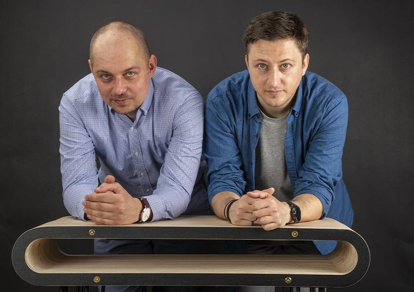 Михаил Чистяков и Родион Соснов