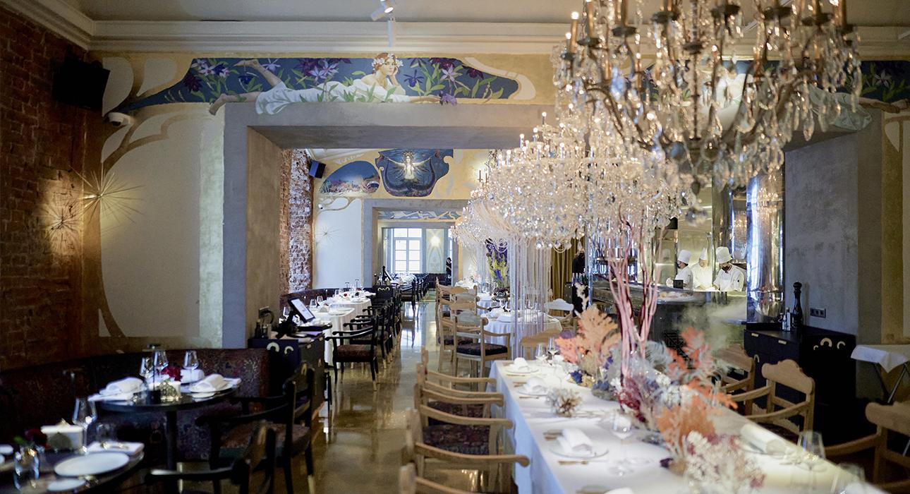 «Гвидон» на Большой Никитской — новый ресторан White Rabbit Family