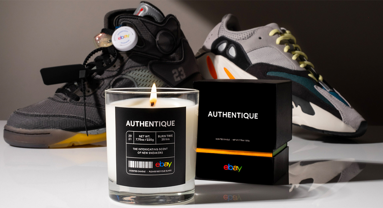 The Authentique от eBay