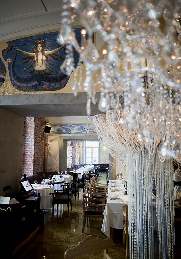«Гвидон» на Большой Никиктской — новый ресторан White Rabbit Family