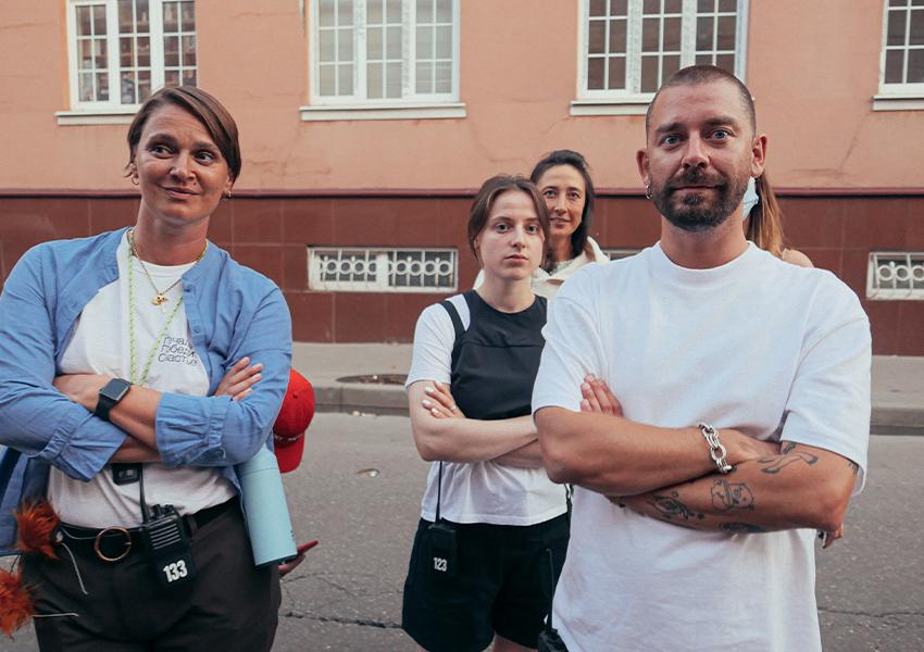 Екатерина Павелко, Анна Вельмакина, Жанна Зеленина, Николай Риш