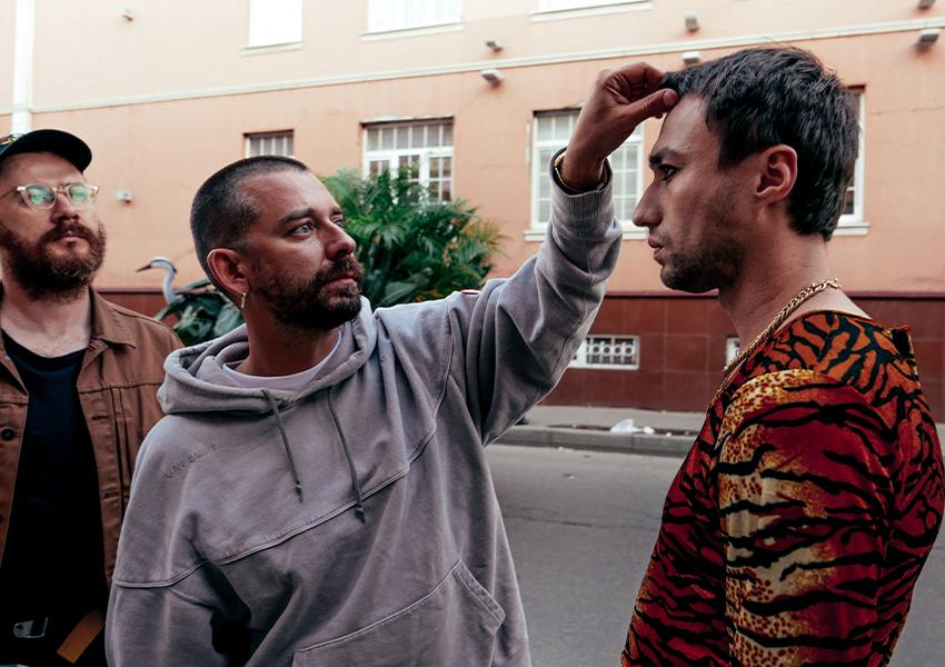 Олег Глушков, Николай Риш, Игорь Бычков
