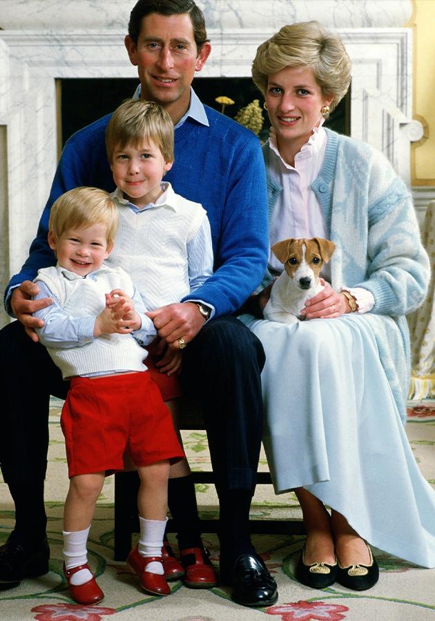 Фотосессия в Кенсингтонском дворце