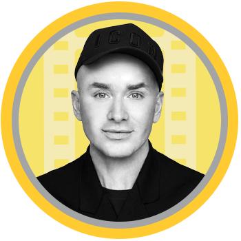 Владимир Калинчев,   национальный визажист Max Factor в России