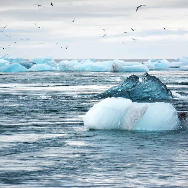 Повышение уровня мирового океана уже не остановить. К 2150 году он повысится на полметра.