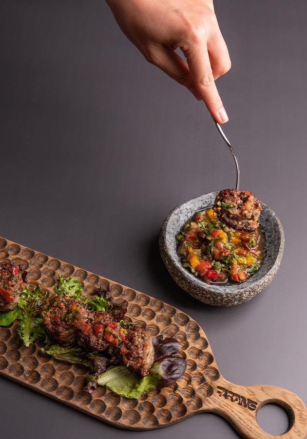 Новый ресторан: Farang