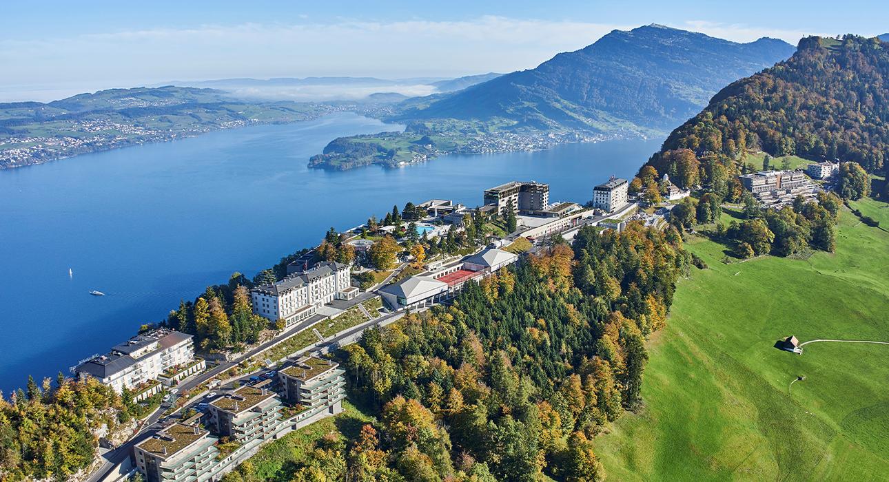 Bürgenstock Resort Lake Lucerne (Бюргеншток, Швейцария)