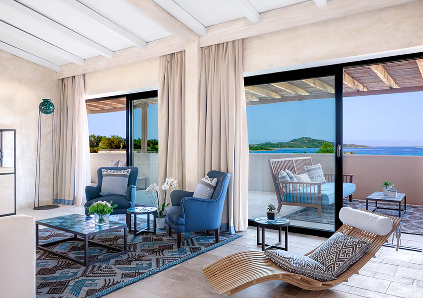 Baglioni Resort Sardinia (Таволара, Италия)