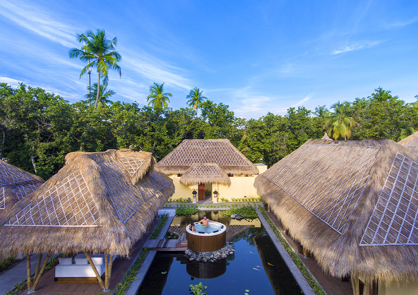 Emerald Maldives Resort & Spa, Мальдивы