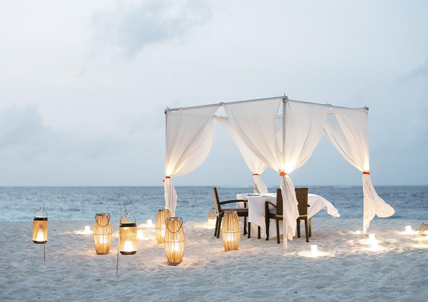 The St. Regis Maldives Vommuli Resort (Мальдивы)