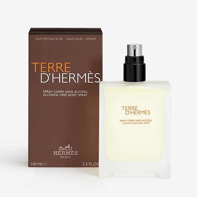 Terre d'Hermès, Hermès Parfums & Beauté