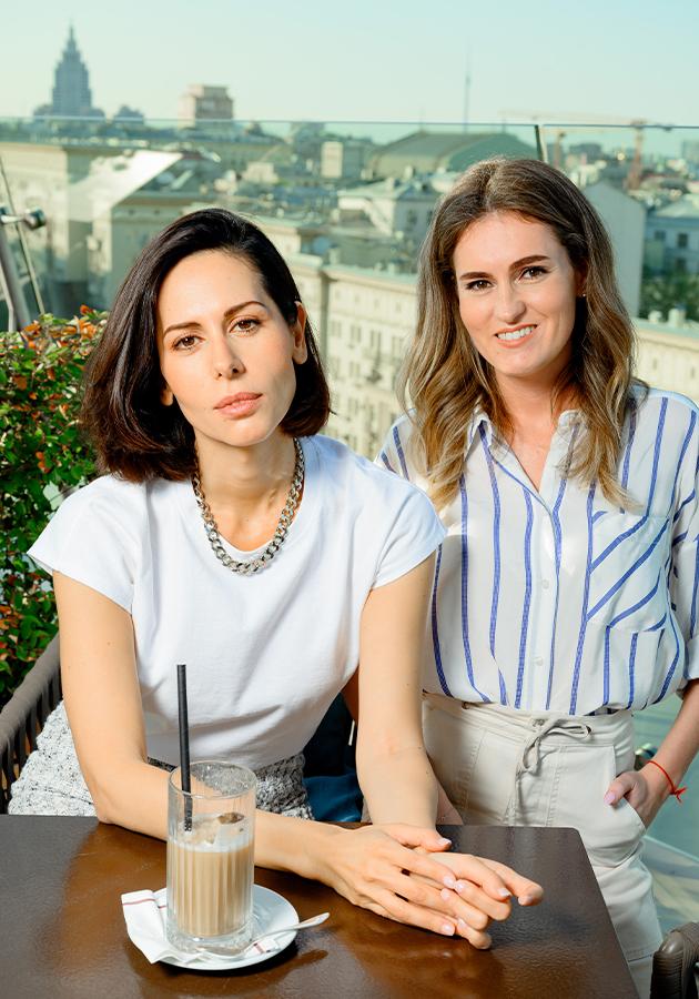 Сабина Ахмедова и Рената Пиотровски