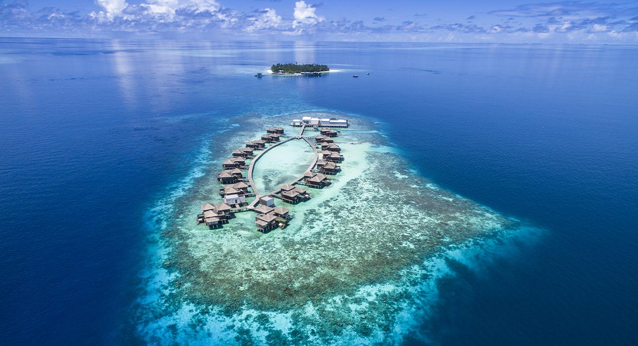 Raffles Maldives Meradhoo, Мальдивы