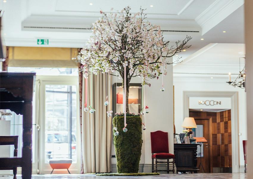 Hotel Amigo (Брюссель, Бельгия)