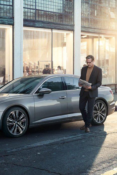 Авто: 5 причин выбрать подписку Audi Drive