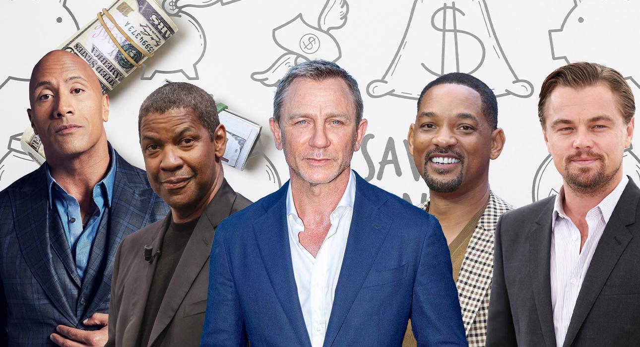 #PostaБизнес: сколько получают звезды Голливуда — на первом месте Дэниел Крейг