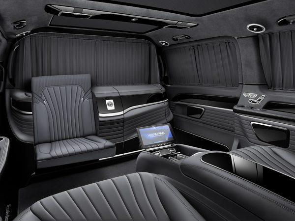 Авто: модный бренд ALEKSANDERSIRADEKIAN разработал дизайн салона для Mercedes Benz