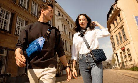 Идея подарка: что нового в коллекции кожаных аксессуаров Montblanc