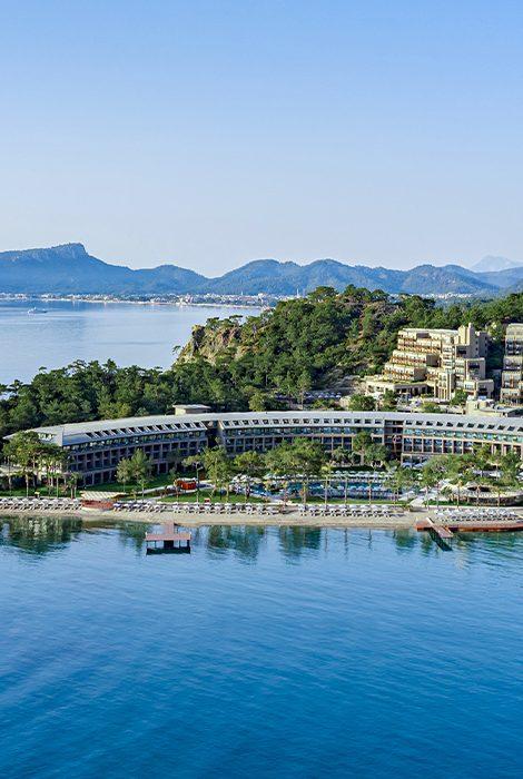 Новый отель: NG Phaselis Bay — тайная бухта, гурмэ по-турецки и озоновый детокс