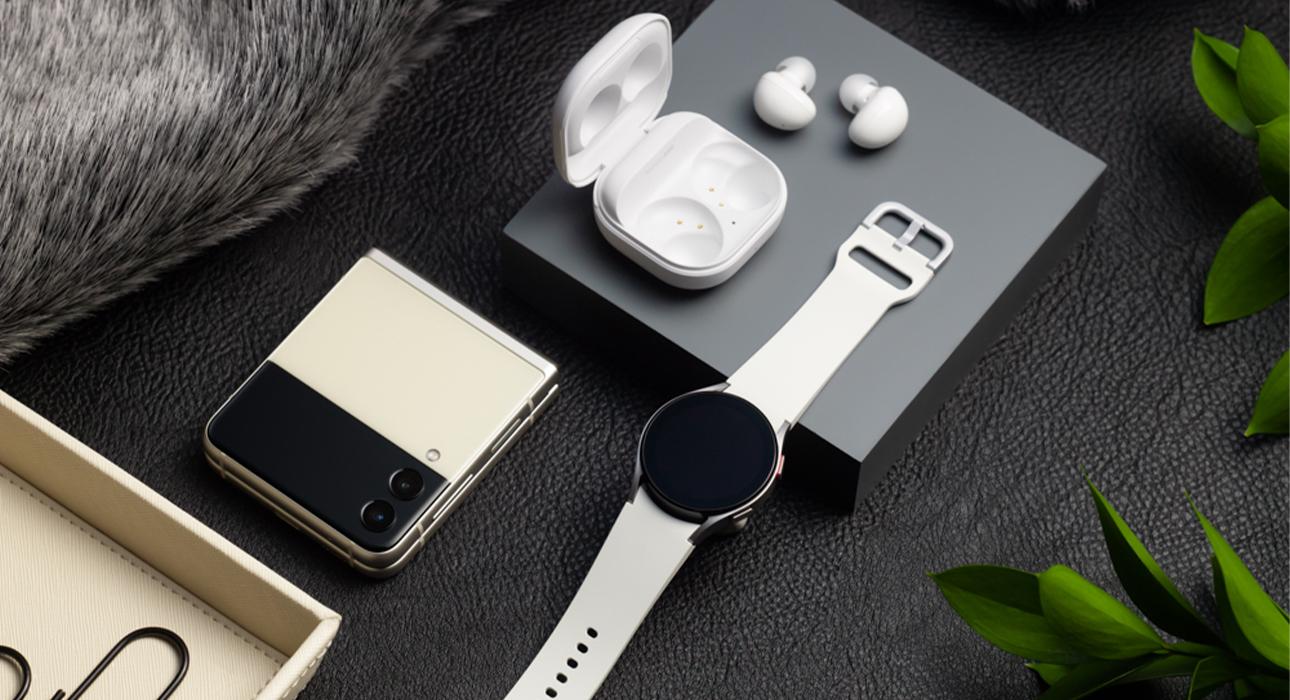 Hi-Tech: премиальные устройства с гибким экраном Galaxy Z Fold3 5G и Galaxy Z Flip3 5G и другие новинки Samsung