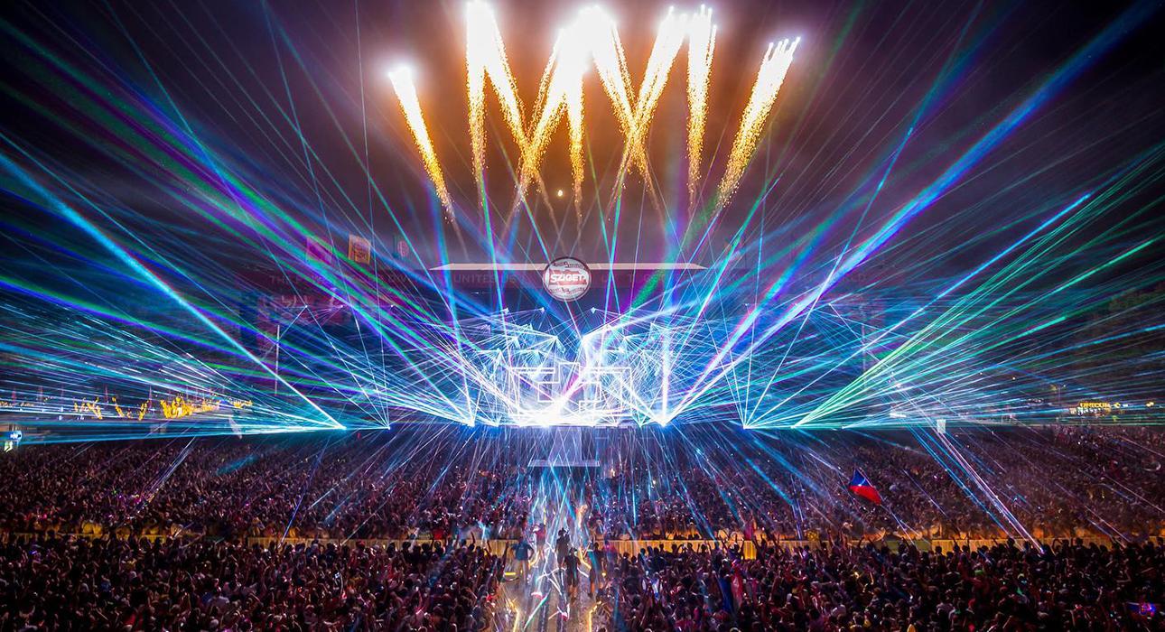 Музыкальный фестиваль Sziget в 2022 году пройдет в Будапеште