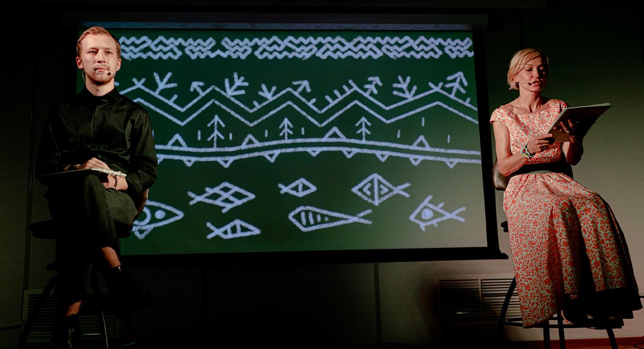 «Сказки Таймыра»: Ингеборга Дапкунайте и Семен Трескунов поддержали коренное население полуострова
