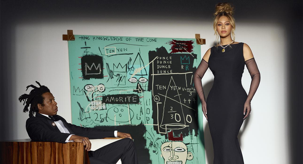 About Love: Бейонсе и Джей-Зи в новой рекламной кампании Tiffany & Co.