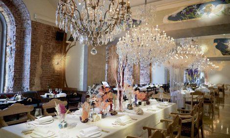 #PostaGourmet: «Гвидон» на Большой Никитской — новый ресторан White Rabbit Family
